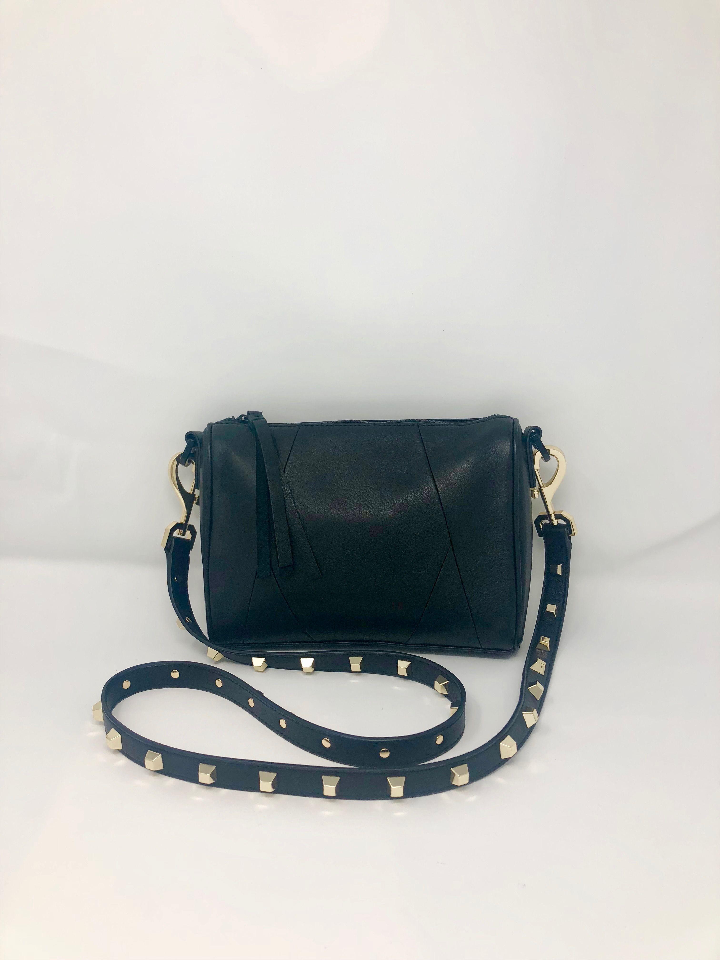 f8d2762d07 Buy buttery leather handbags for women online. Bolsa Nova Handbags Chrissy  Crossbody with studded straps  bolsanovahandbags  handbags  bags  bag   handbags   ...