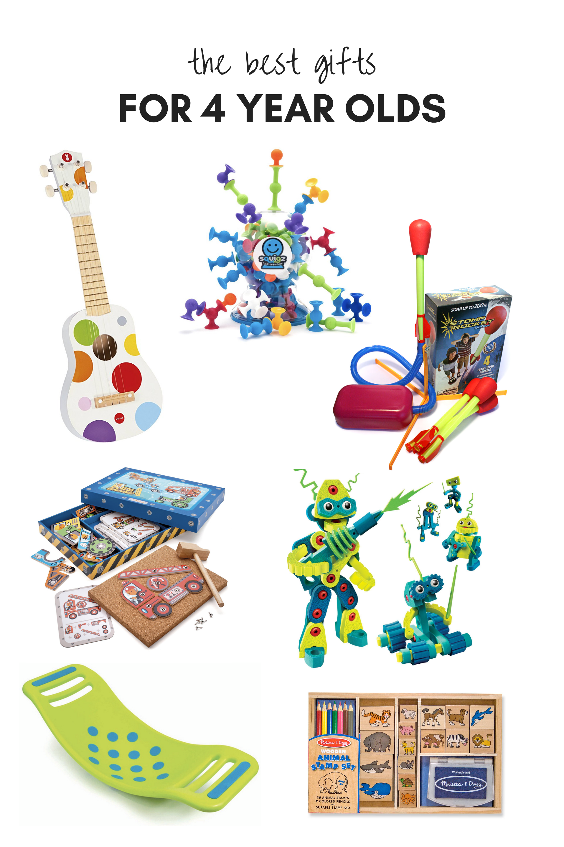 All of our favorite gifts and toys for 4 year olds and ...