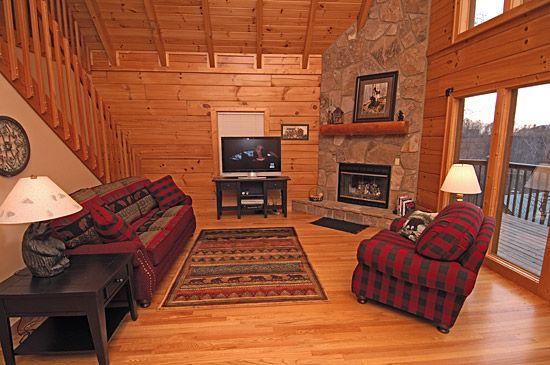 simple cabin interior - Google Search