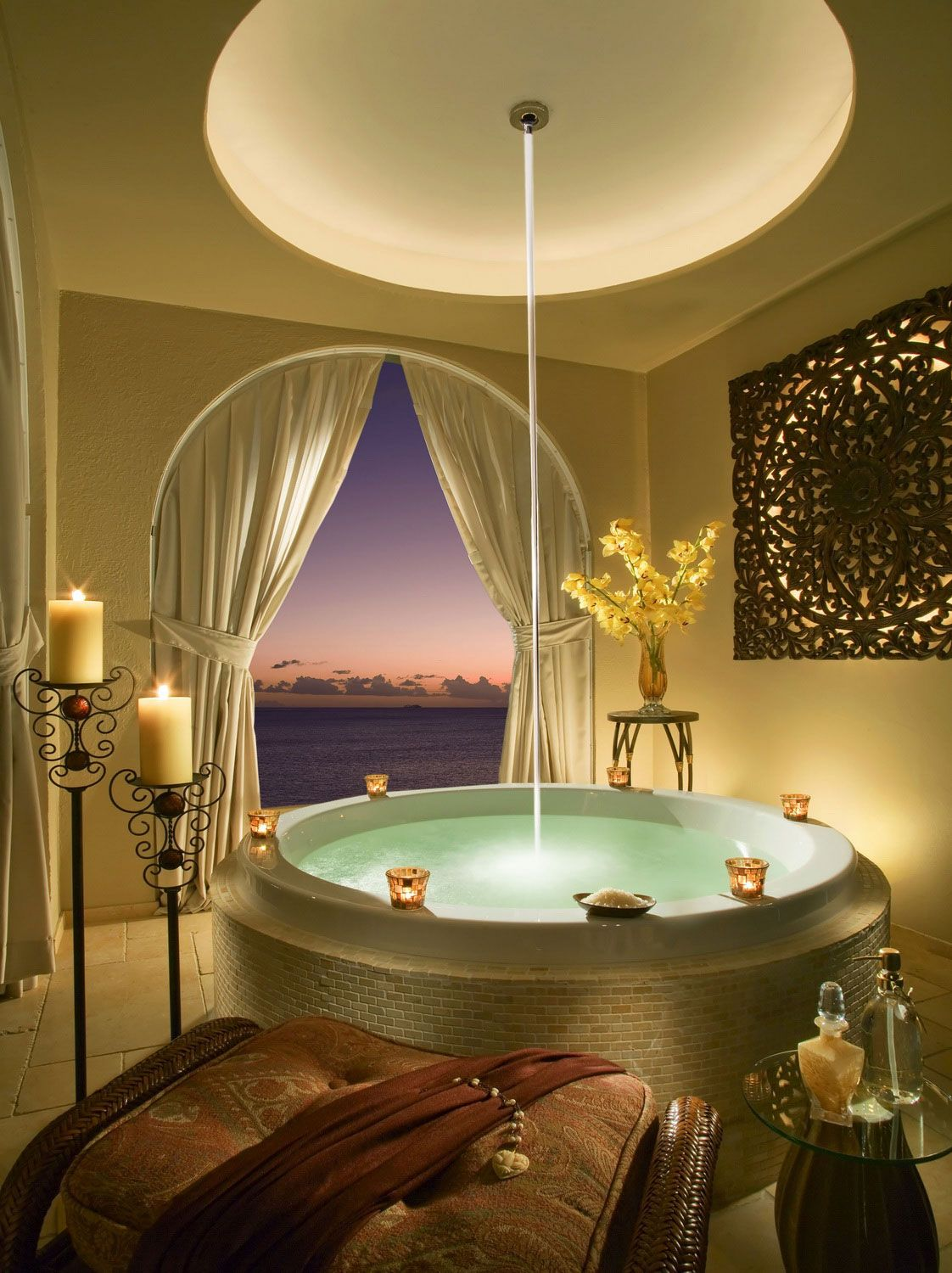 Luxury Bathtubs make Life worth Living | Bathroom Design | Pinterest ...