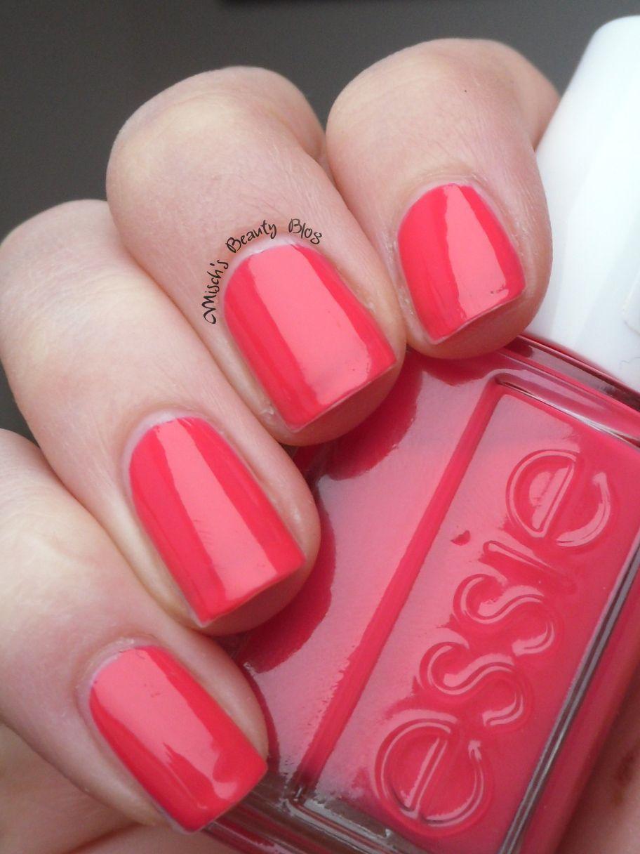 Essie Peach Daiquiri Nail Polish How To Do Nails Nail Polish