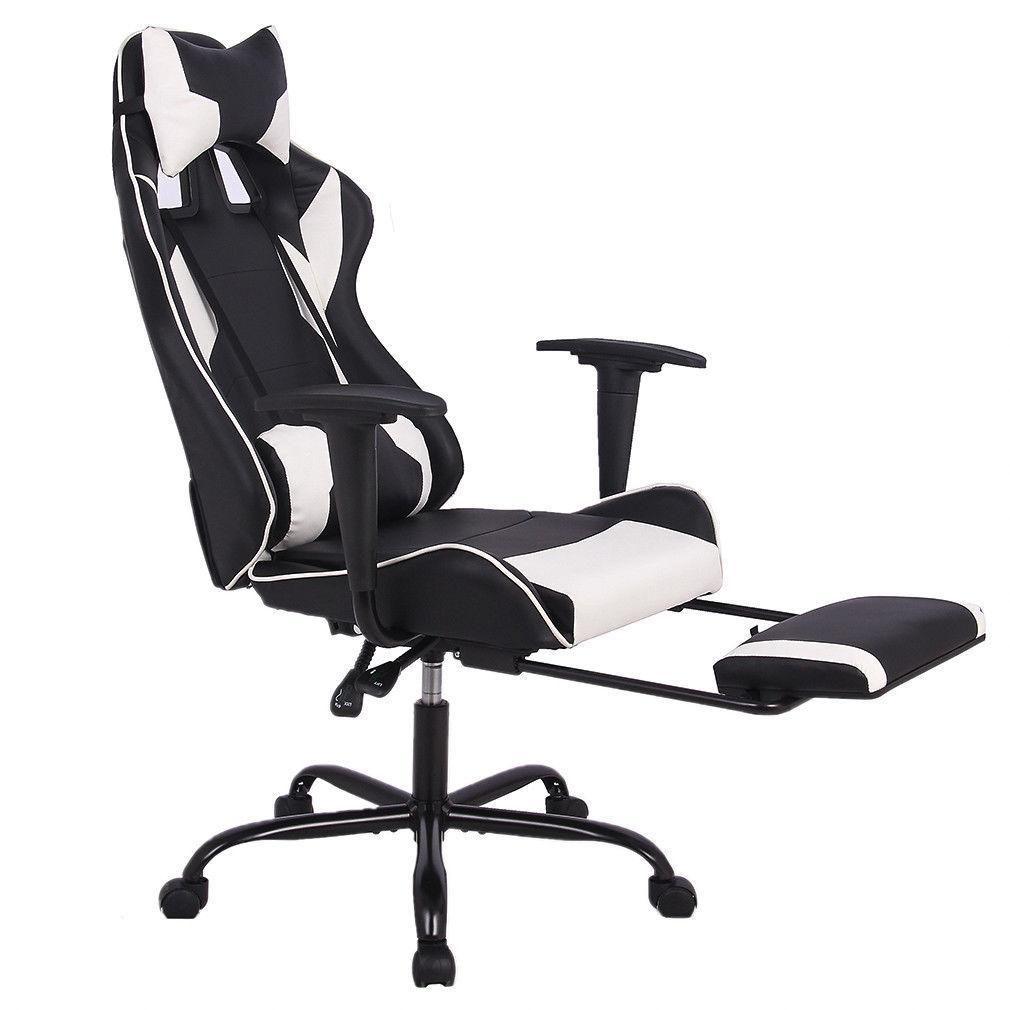 high back racing style ergonomic gaming swivel chair in 2019 best rh pinterest com
