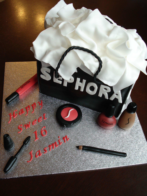 Sephora makeup cake cake sephora My Cakes