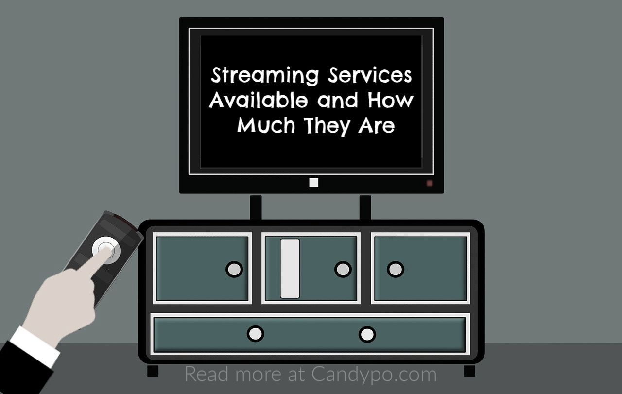 Streaming Services And How Much They Are Streaming Let Them Talk Service