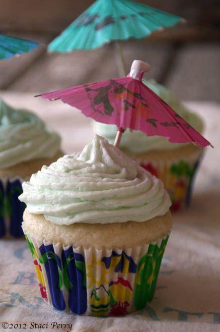 Stacis Margarita Cupcakes