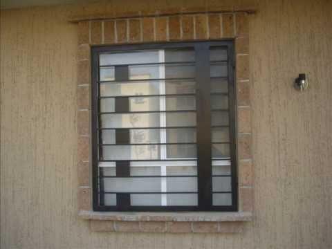 Protecci n ventana herreria portones - Proteccion para casas ...