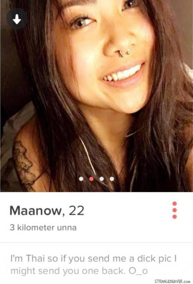 Men nude ass in tinder profile