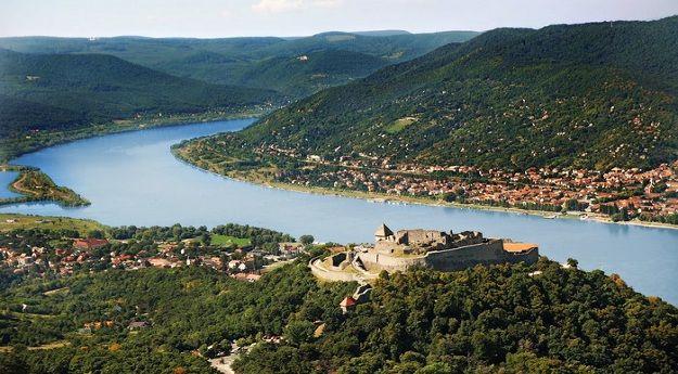 Dunakanyar- Visegrád