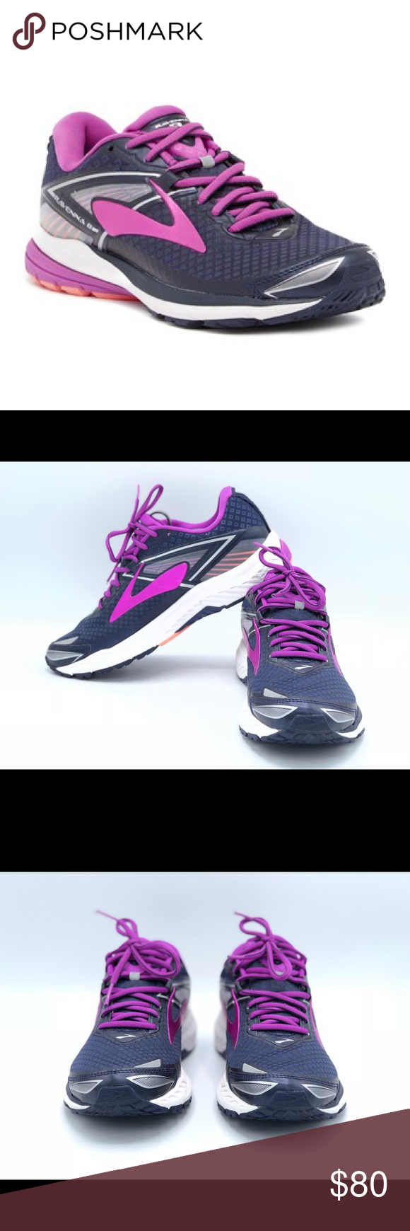 a2bb3bcd291 Brooks Ravenna 8 Road Women s Shoes There are almost new Brooks Ravenna 8  Road Women s Running Shoe. No Box. Style - 1202381B454 Size - 9 (True to  size) ...