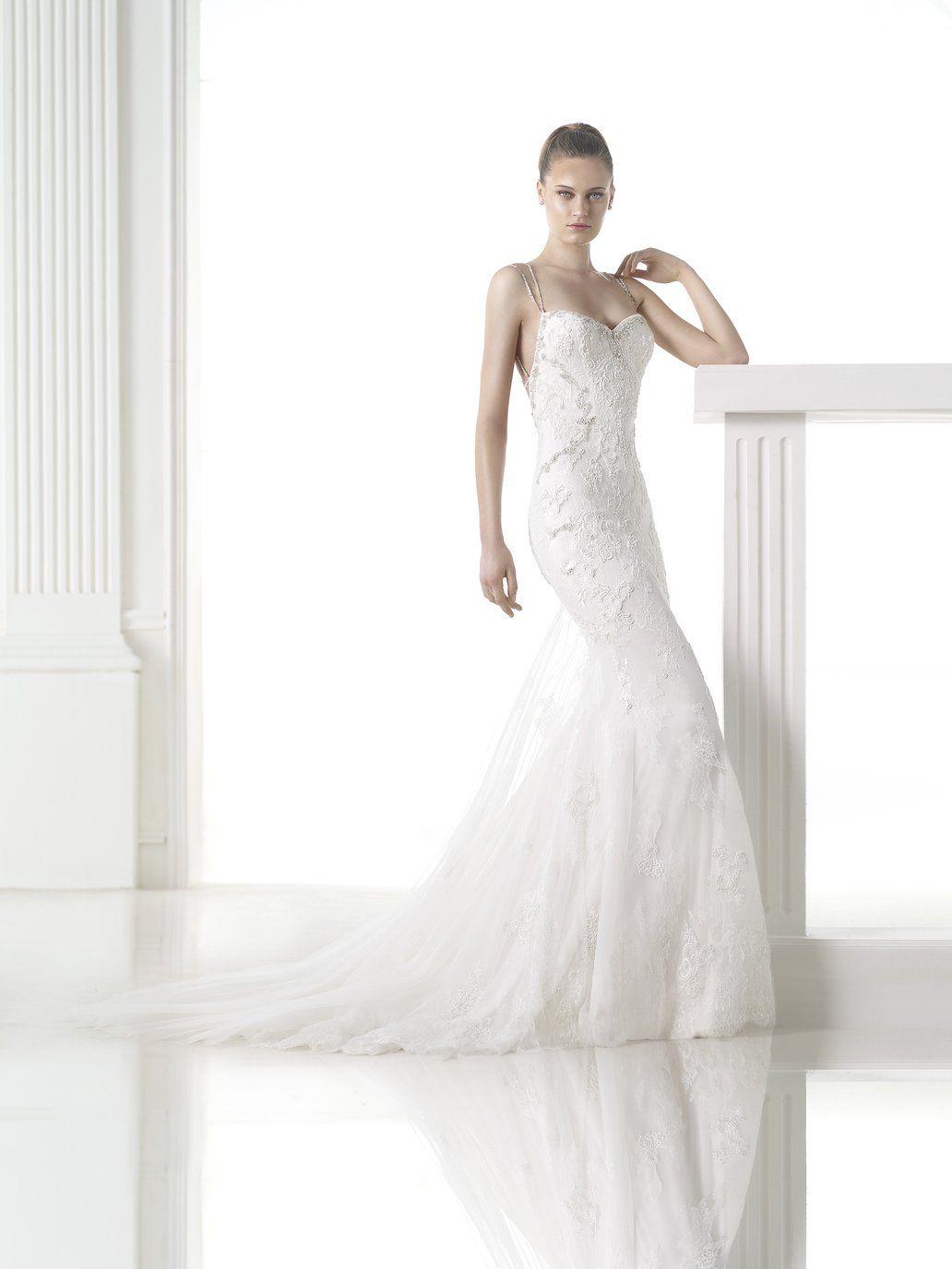 Marimar | Pronovias | Available at LuLu\'s Bridal Boutique | Dallas ...