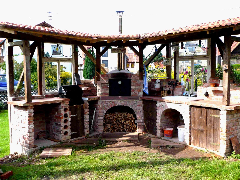 32 Das Beste Von Pizzaofen Garten Bausatz Pizzaofen Garten Garten Garten Kuche
