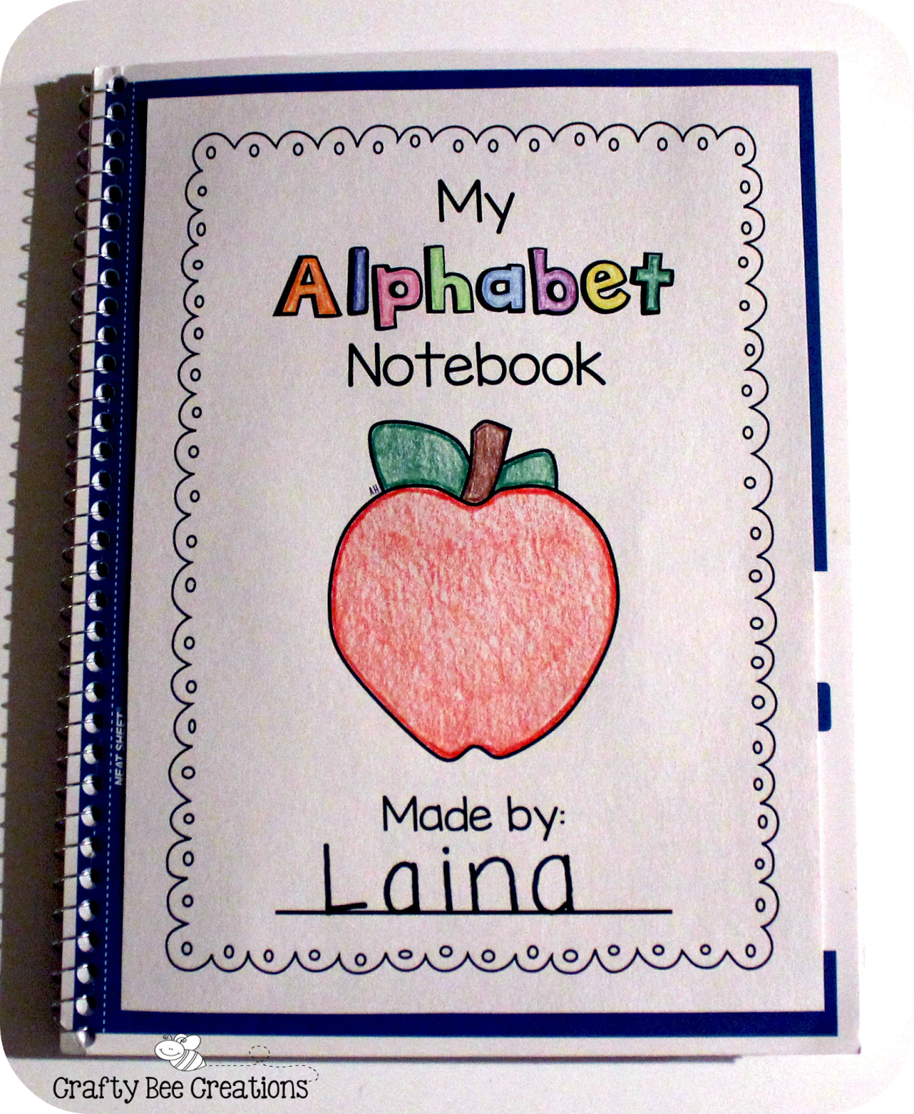 Crafty Bee Creations: My First Interactive Notebook! May have to try ...