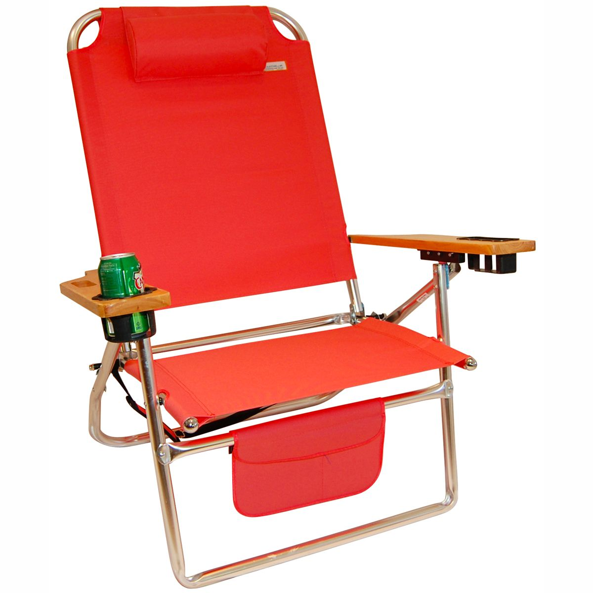 Portable Chaise Lounge Beach Chairs Camping Chairs