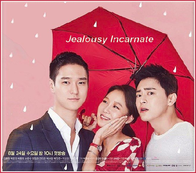 Drama Posters for Incarnation of Jealousy Aim For Ordinary
