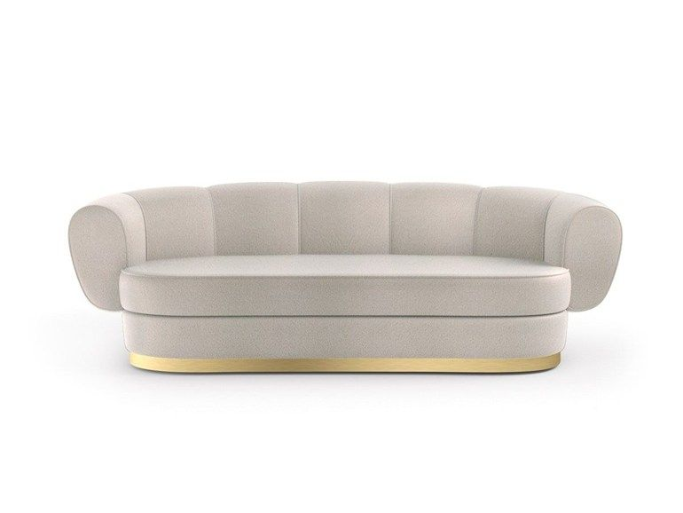 Grace 沙发 By Marioni 设计师studio 63 Sofa Fabric Sofa Design Seater Sofa