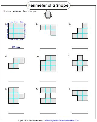 Pin by Andrea Hathcock on area and perimeter Pinterest