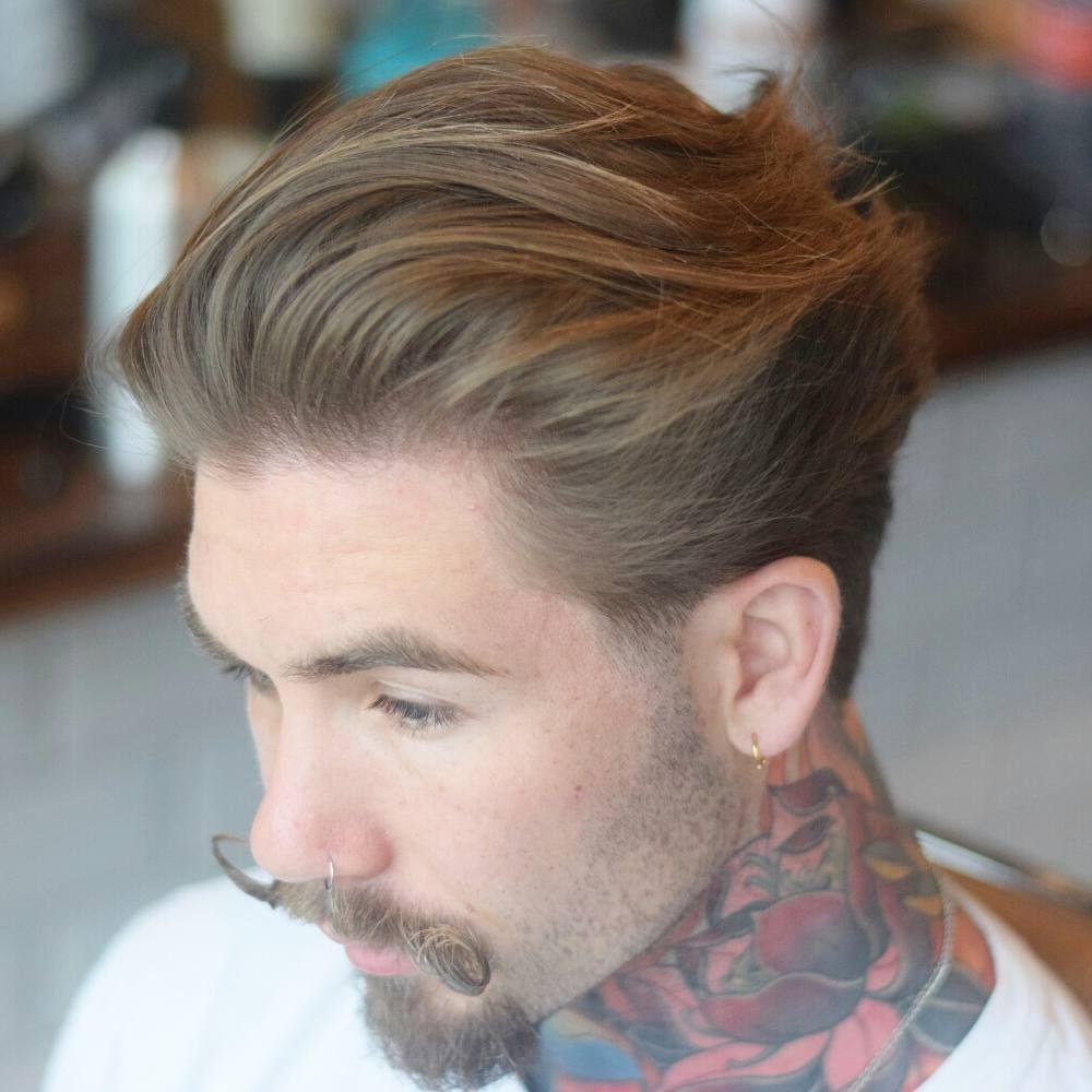 Mens short haircuts 2018 cool menus medium length haircuts   mens cuts  pinterest