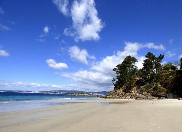 Las Mejores Playas De Pontevedra Paisaje Verano Playa Viajes