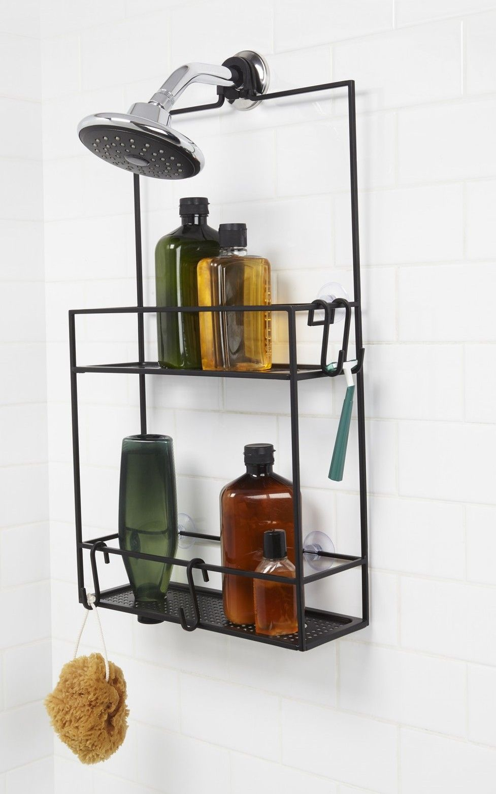 Cubiko Hanging Shower Caddy Hanging Shower Caddy Shower Caddy