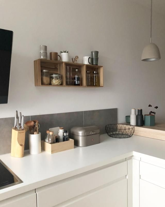 Küchenmoment ♡ #küche #kitchen #kitcheninspo #interior #ikeahack