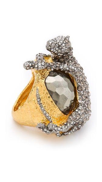 Siyabona Panther Ring | Trending on Shopbop | Rings ...