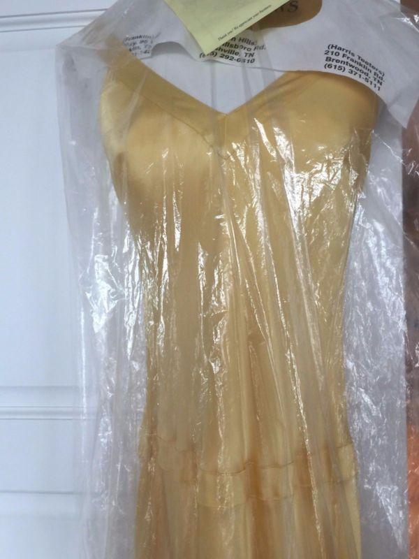 Dina bar-el yellow dress