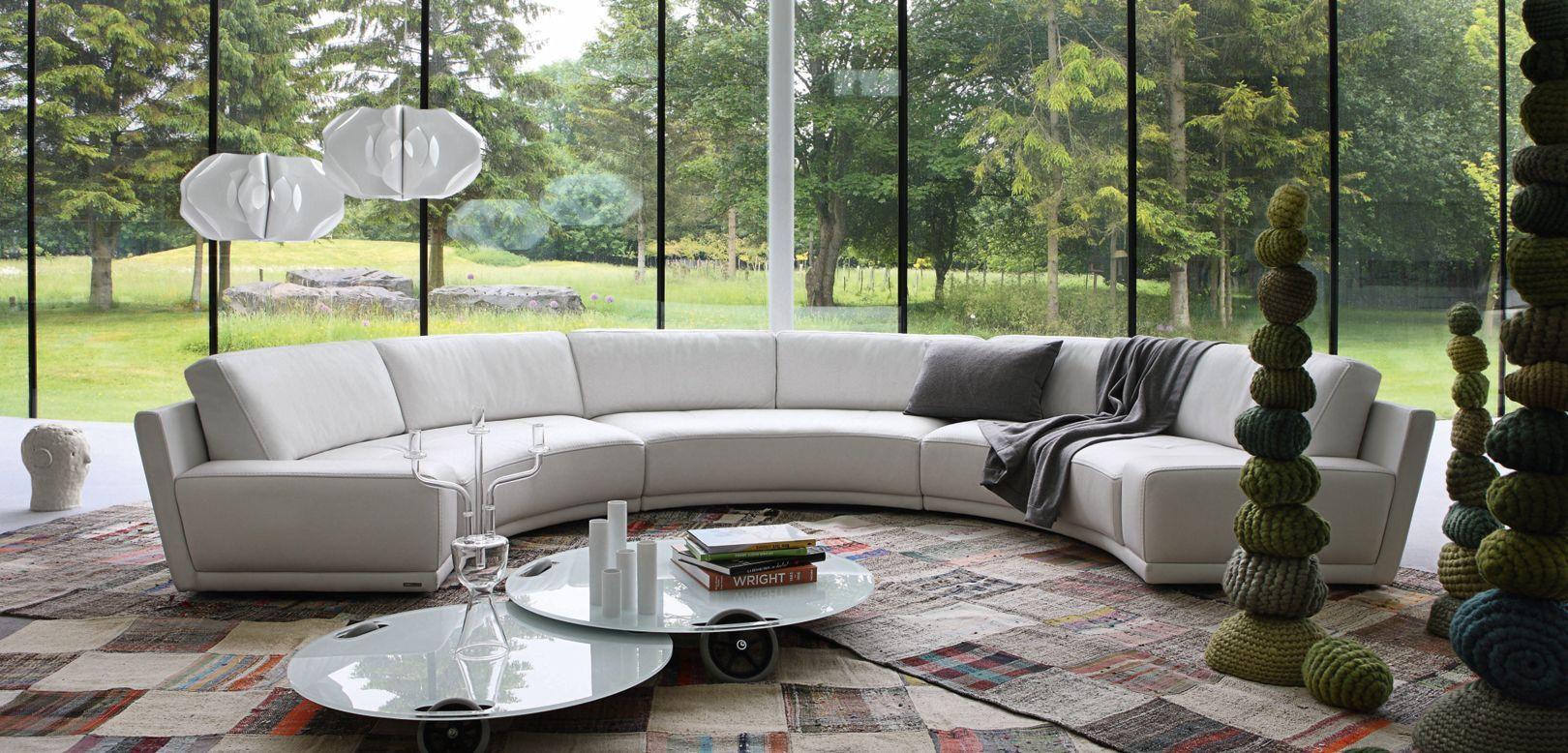roche bobois floor cushion seating. Roche Bobois - SOLSTICE Round Modular Sofa #rochebobois #sofa #nature #lounge # Floor Cushion Seating