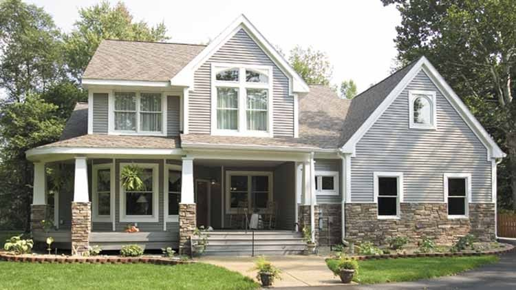Craftsman house plan with 1999 square feet and 3 bedrooms for 3 rooms for 1999