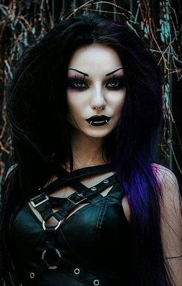 Gothic goth girl sex excellent variant