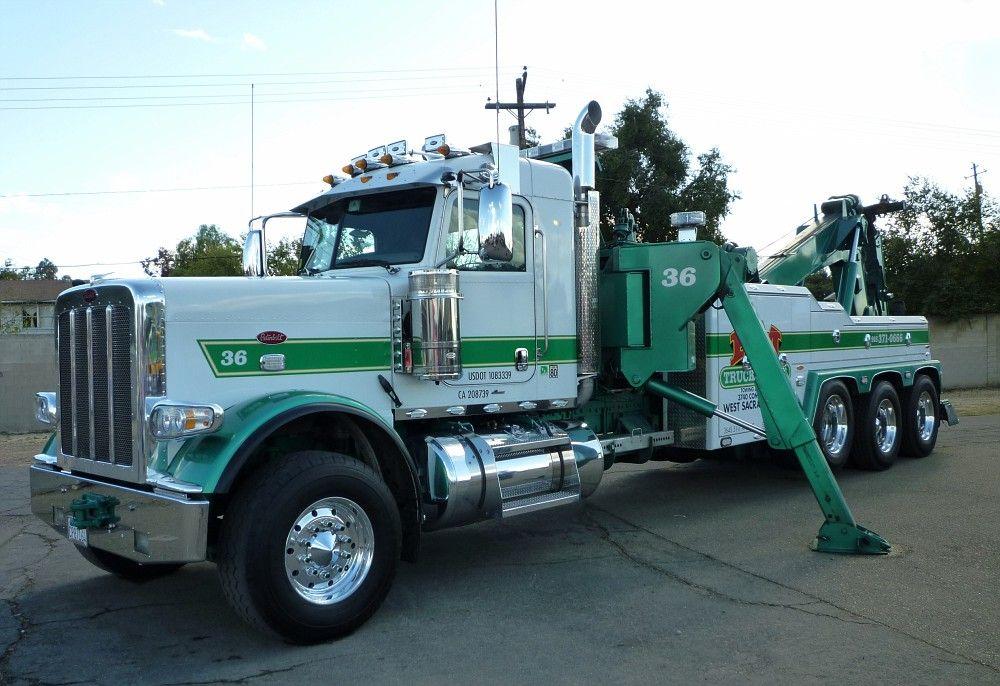 Tow Truck Stockton Ca >> Photo P1450529edit 75th Anniversary All Peterbilt Show