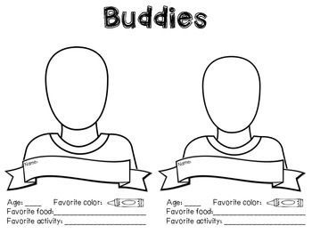 Do your students have big or little buddies? My