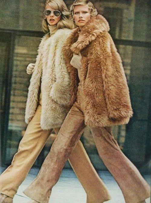 / vintage inspiration ~ Vogue; 1972 /