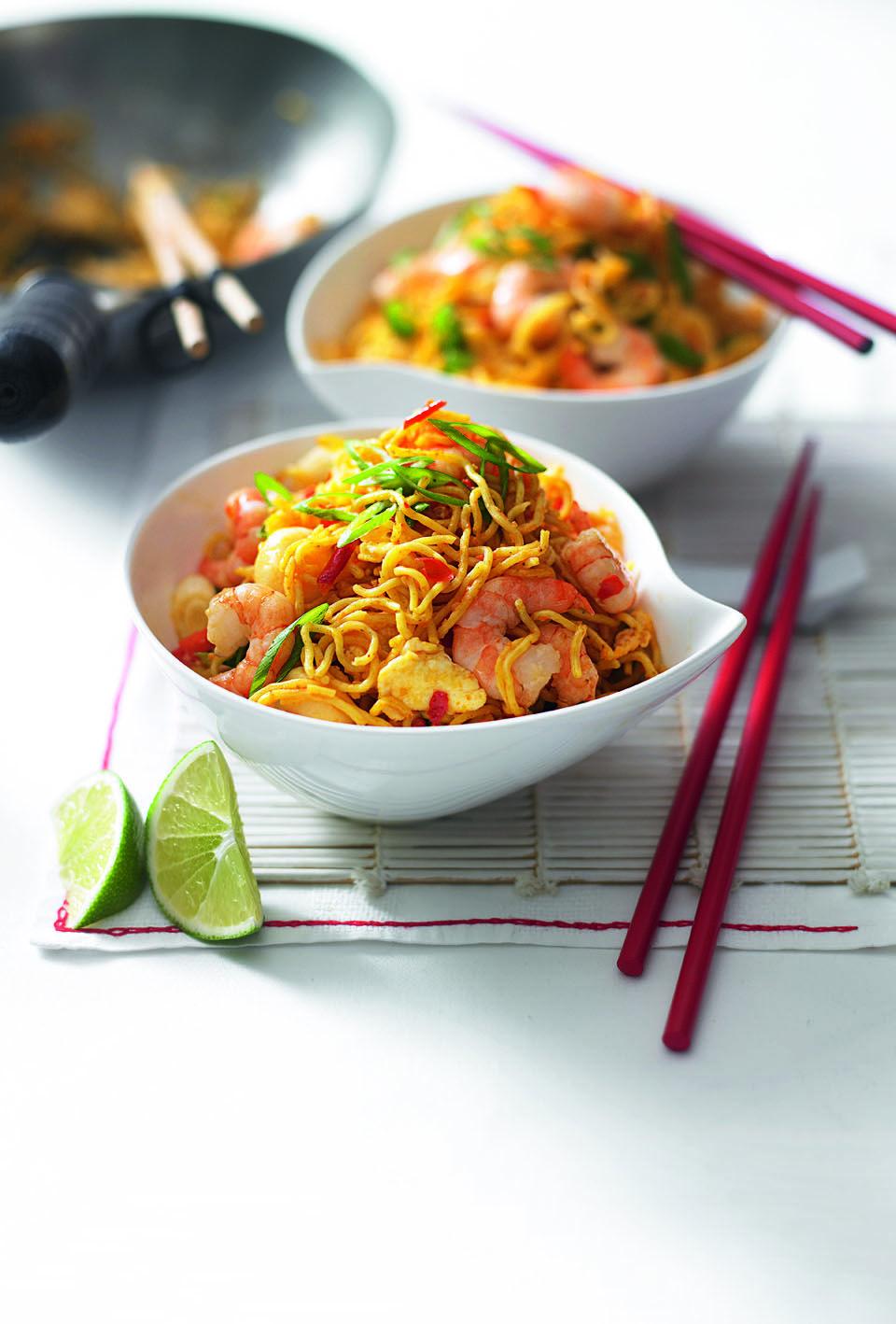 Cheats spicy prawn singapore noodles recipe stir fry noodle cheats spicy prawn singapore noodles recipe stir fry noodle and singapore forumfinder Images