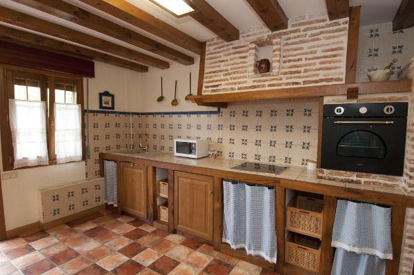 Interior para barbacoa modelo barbacoas cocinas y - Barbacoa de interior ...