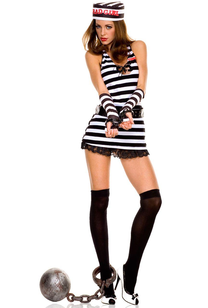 Bad Girl Jail Bird | Halloween | Pinterest | Holiday fun