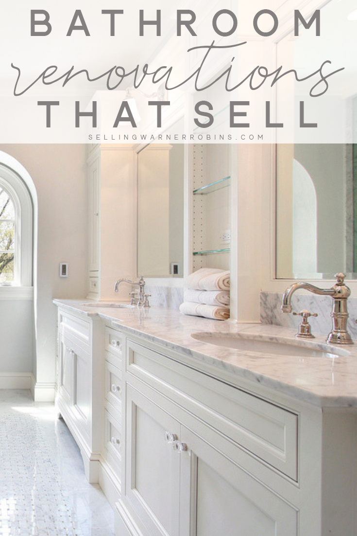 Key Bathroom Updates To Sell Your Home Faster Bathrooms Remodel Sell Your House Fast Bathroom Update