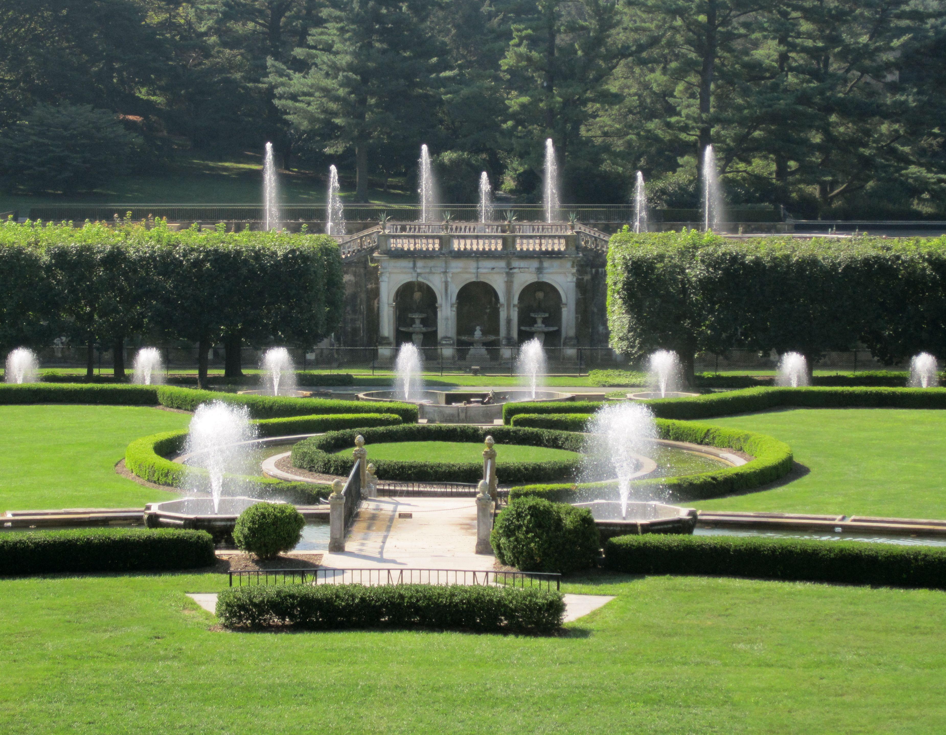 Longwood Gardens Kennett Square Pa United States