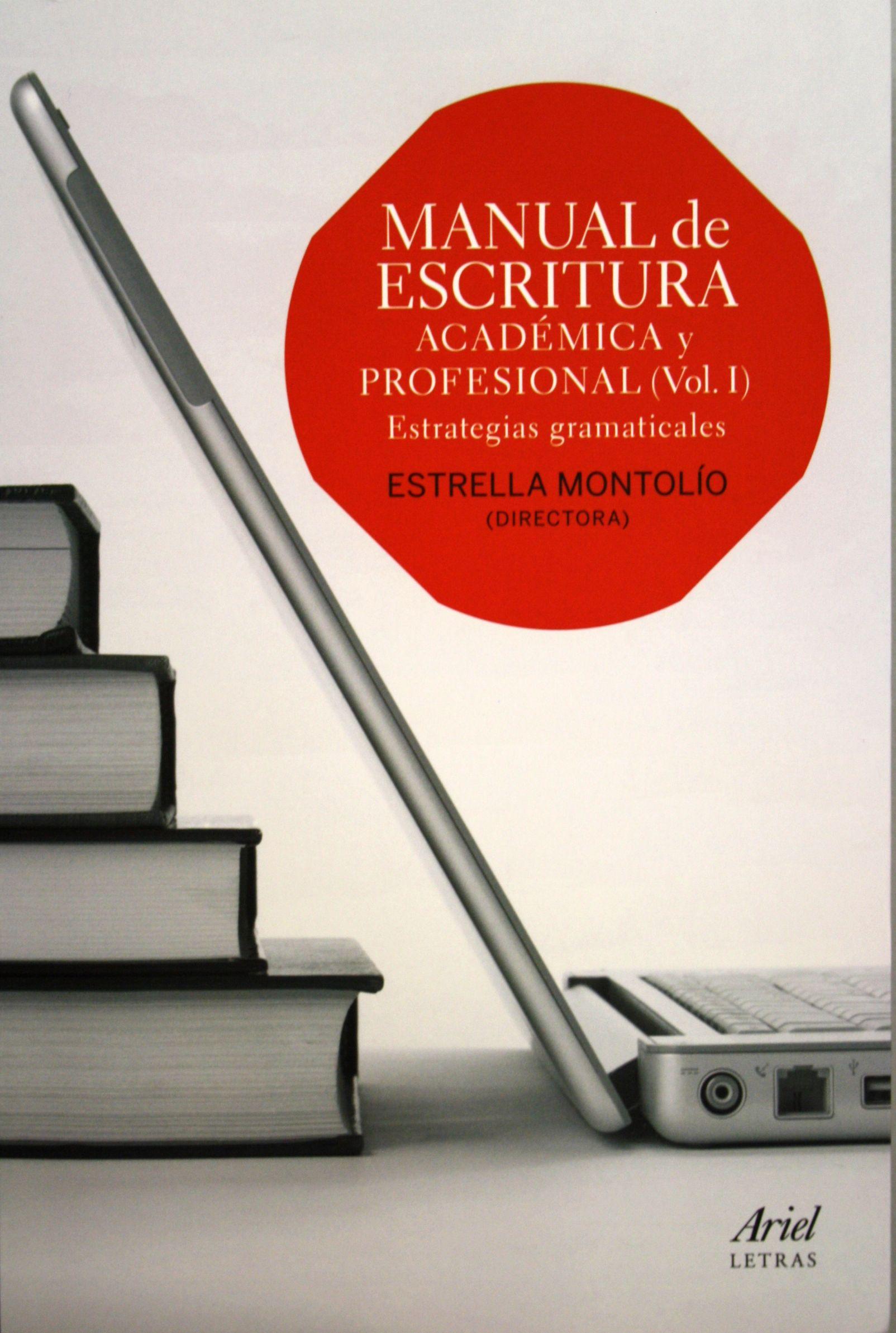 manual practico de escritura academica estrella montolio pdf