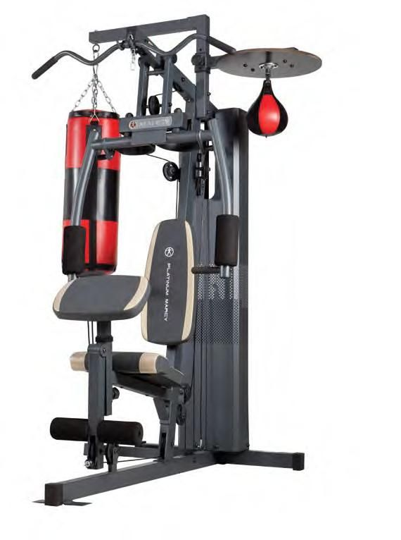 Marcy mp boxing home gym melbourne elite fitness
