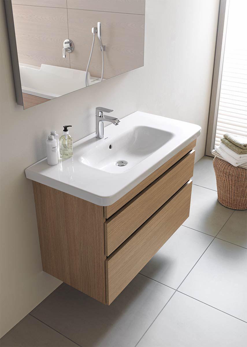 salle de bain bois duravit durastyle
