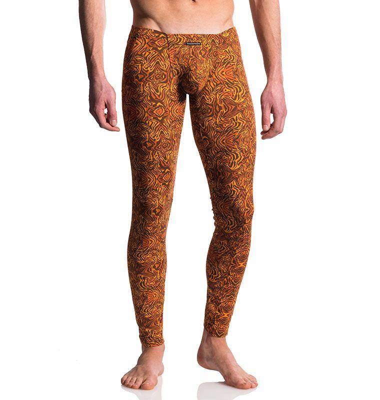 Underwear Tight Leggings - MANSTORE Guywear