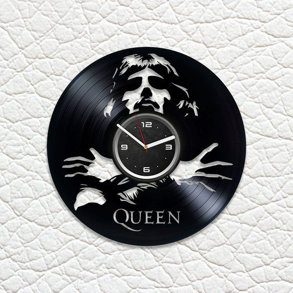 The Who Rock Band Vintage LP Vinyl Record Wall Clock Gift Decor Ideas