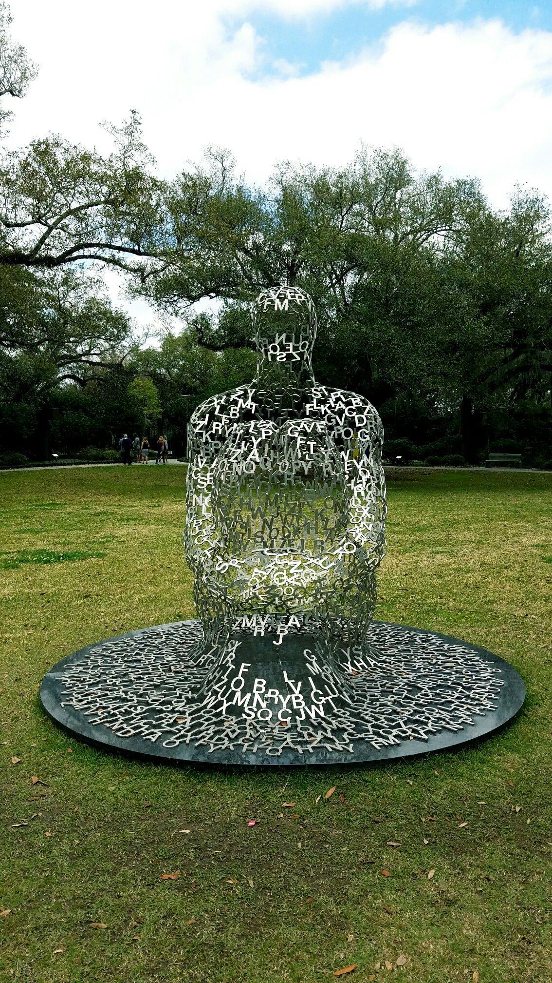 Sculpture Garden, New Orleans