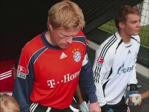 Oliver Kahn & Manuel Neuer
