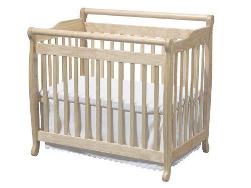Davinci Emily Mini Crib Natural Davinci Http Www Amazon Com Dp B000ftd1uc Ref Cm Sw R Pi Dp Ltkctb0fg052xtkn Mini Crib Cribs Best Baby Cribs
