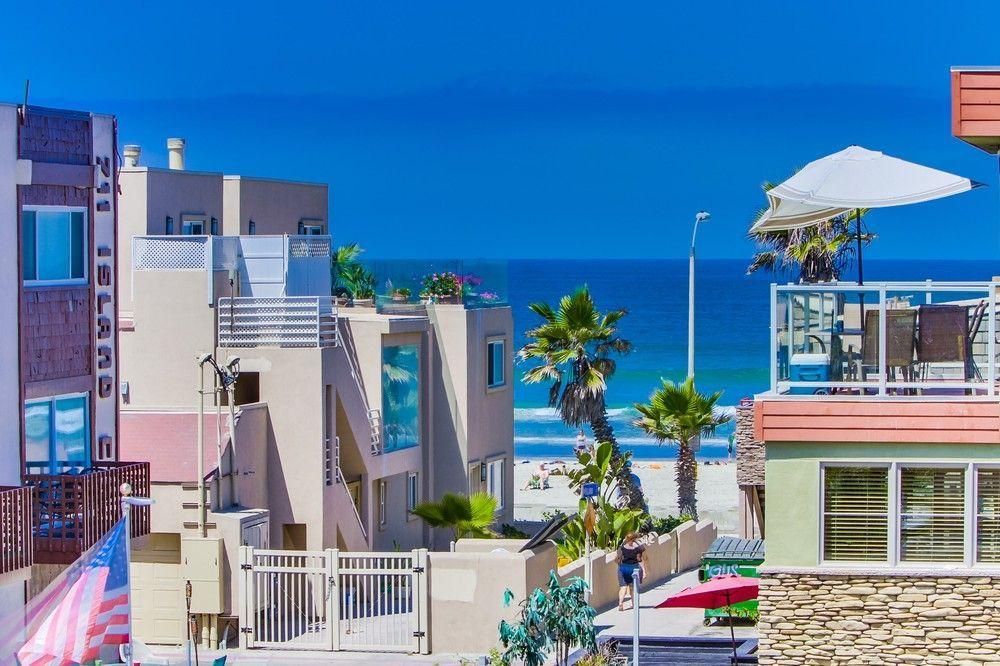 Mission Beach Vacation Rental VRBO 487126 3 BR San