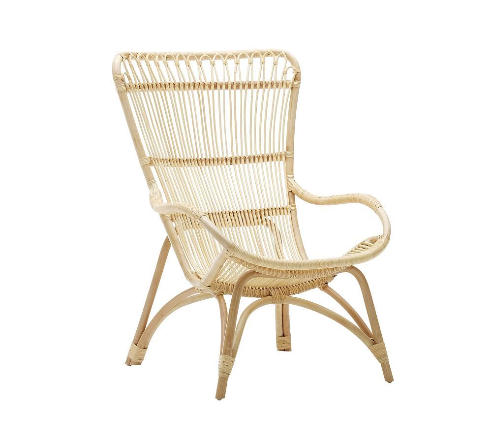 Rattanmöbel 24 Monet Rattan Chair Natural In 2019 Products Pinterest