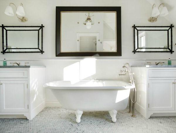 Timeless Bathroom Design The Design Collaboration Of Elisa Allen And Matt Maceachern