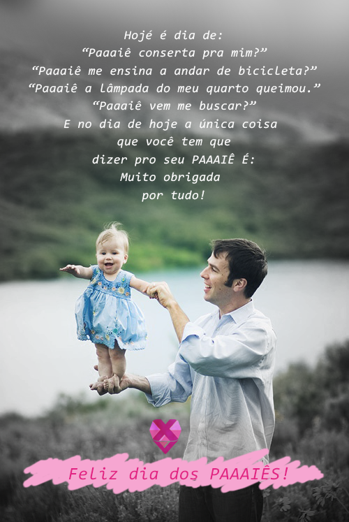 Homenagem dia dos pais 2