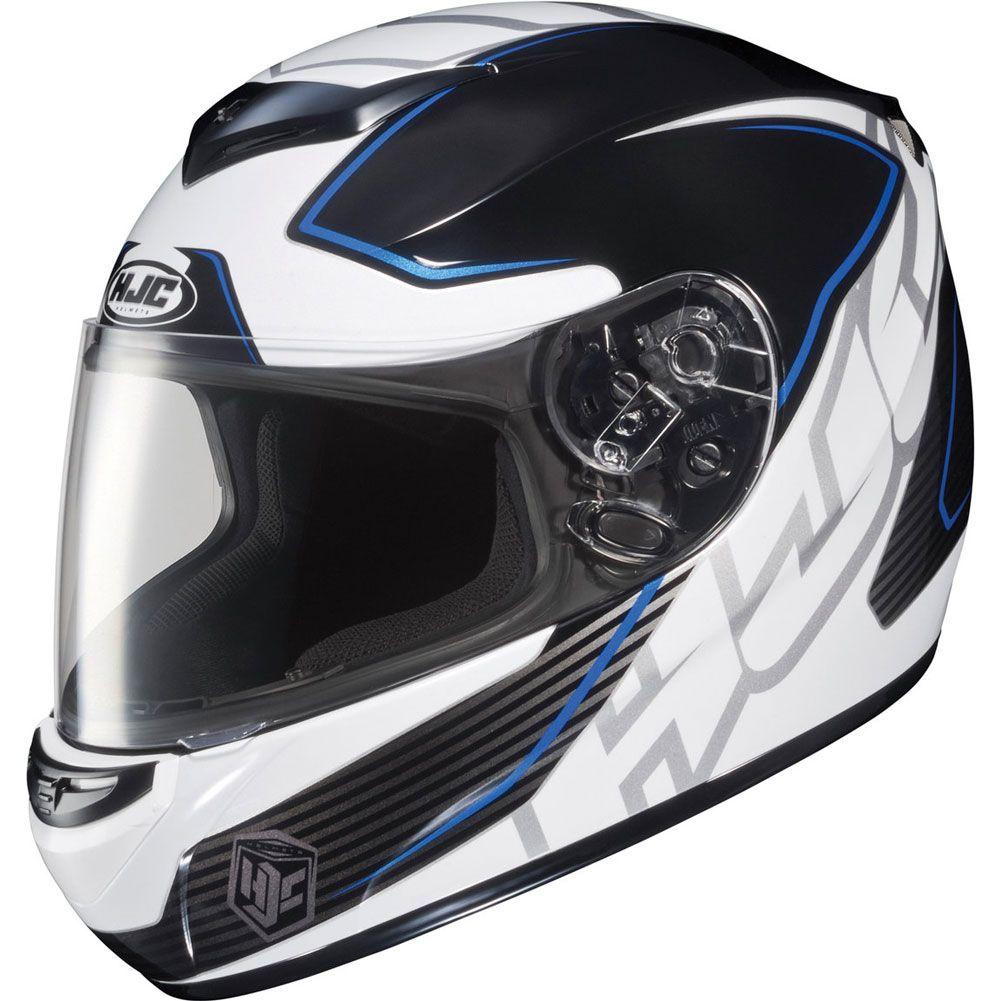 Sale on New HJC Injector Men's CS-R2 Street Bike Racing Motorcycle Helmet 2014 - Motorhelmets